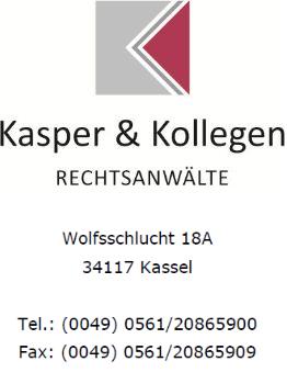 Zivilrecht Gesundheitsrecht Wirtschaftsrecht Kassel Hamburg